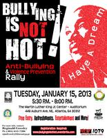 Bullying Is Not Hot - Anti Bullying and Violence...