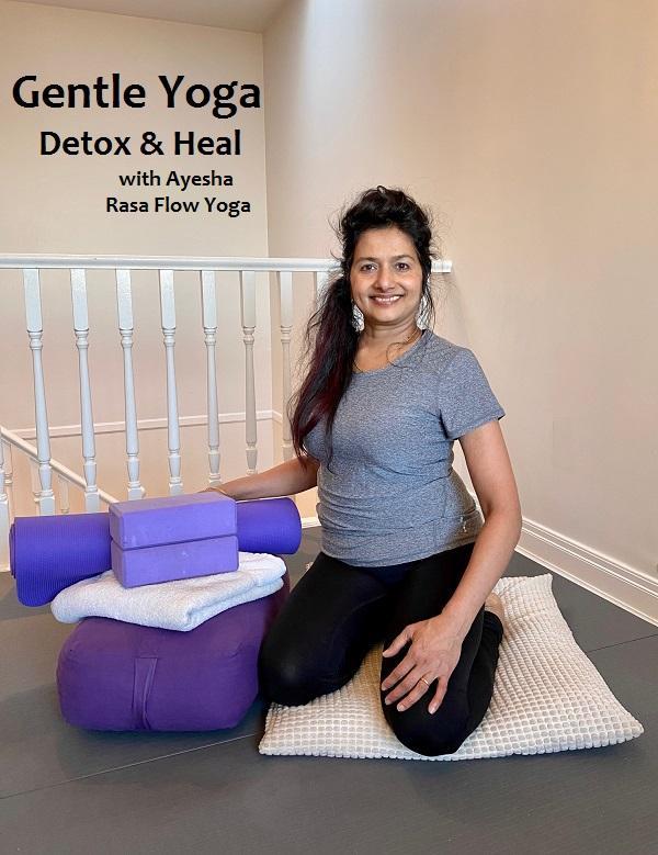 Gentle Yoga Detox & Heal