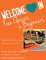 Free Classes for Yoga Beginners