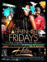 Ladies Park, Enter and Drink Free til 12 Friday at...