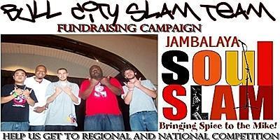 Bull City Slam Team Fundraising Campaign