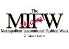 The Miami Metropolitan International Fashion Week logo