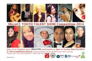 MicroCC Youth Talent Show Competition 2014