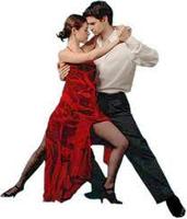 Valentine's dinner dance (Ballroom, latin, salsa)