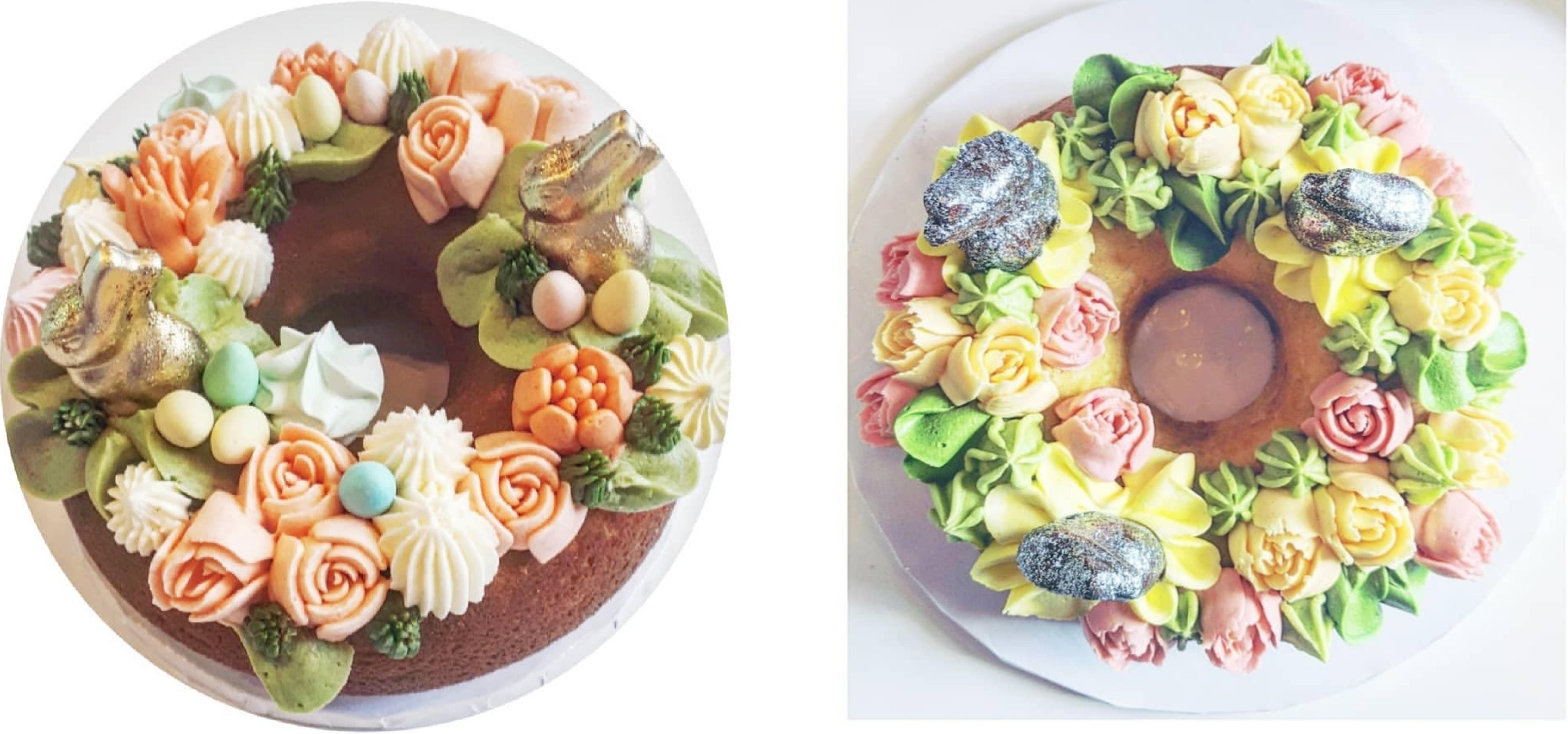 Easter cake Workshop