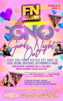 FN Friday Nights Havana presents Girls Night Out
