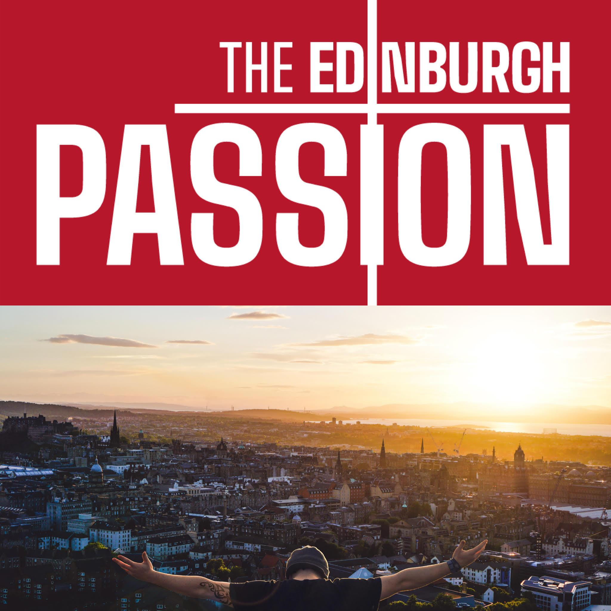 Edinburgh Passion Last Supper - Cyrenians Flavour and Haver