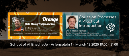 [CANCELED] School of AI Enschede (March Edition)
