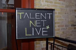 #TalentNet Interactive Social Media for Talent...