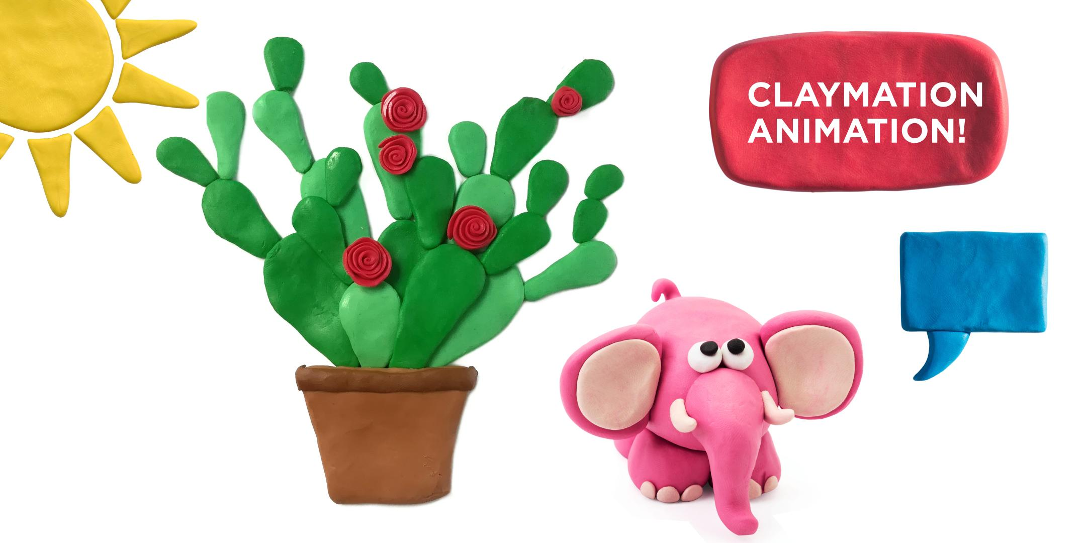 Youth Week 2020: Claymation Animation