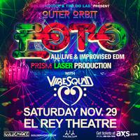 EOTO w/ VibeSquaD presented by The Do LaB & Goldenvoice