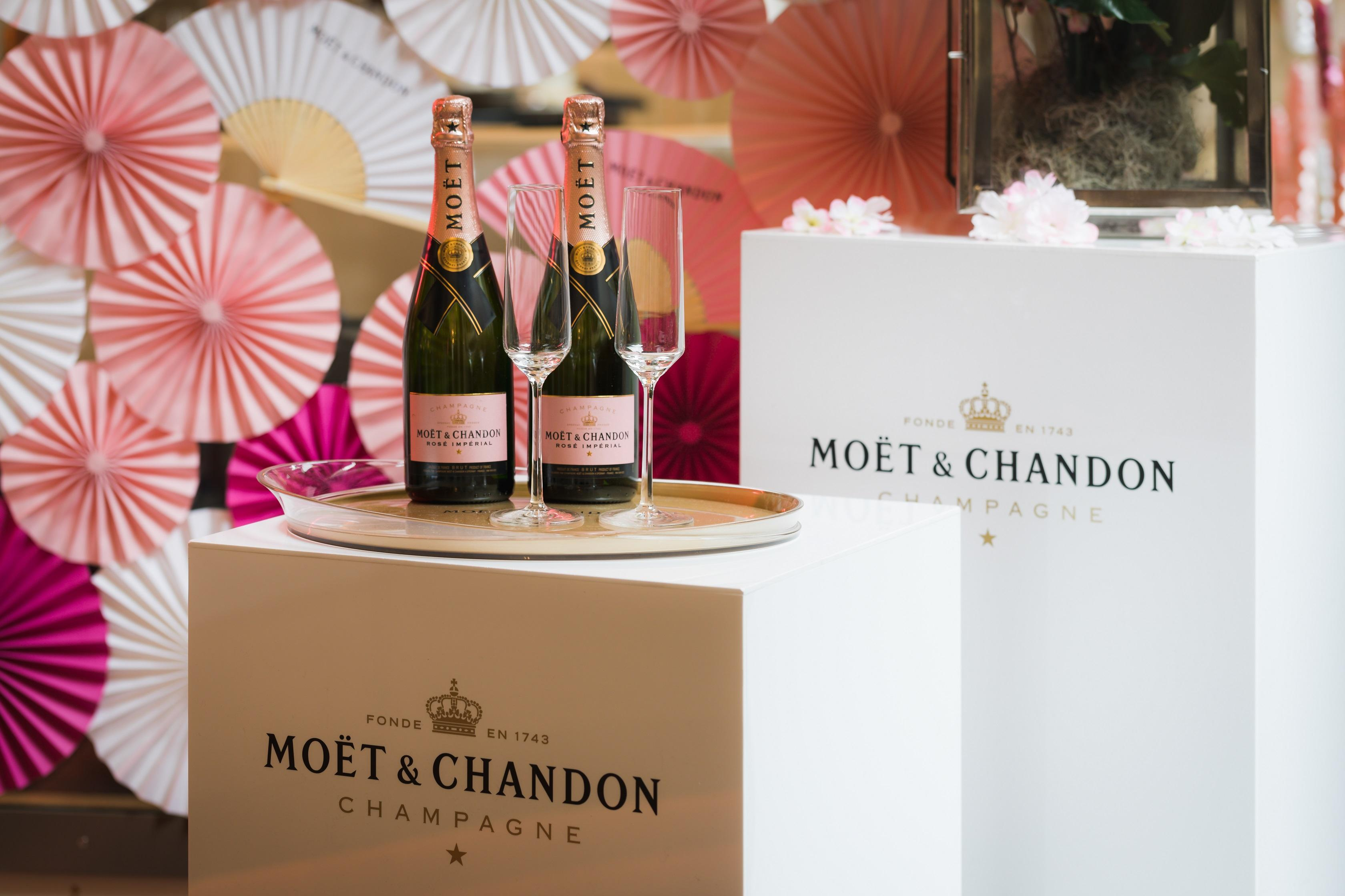 #MoëtMoment Omakase Experience at Peter Street Kitchen
