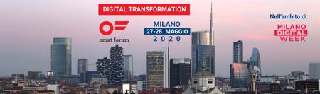 omat forum MILANO  - 27-28 maggio 2020