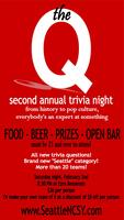 The Q- Second Annual Trivia Night