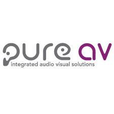 Pure AV logo