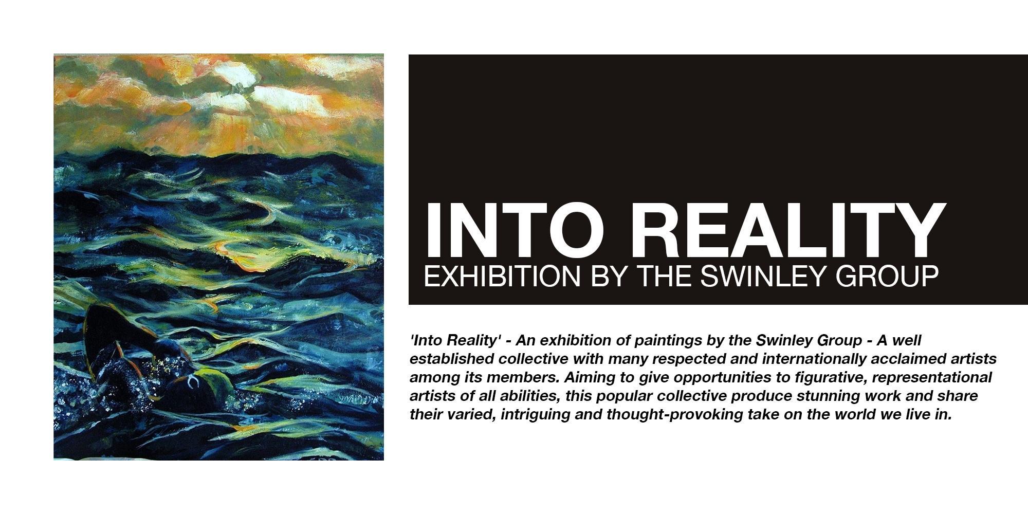 ART EXHIBITION : INTO REALITY