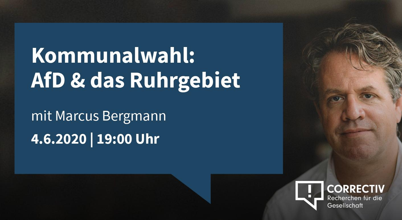 Kommunalwahlen: die AfD & das Ruhrgebiet