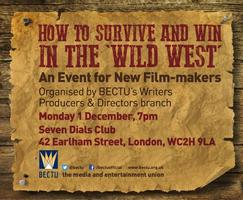 How to Survive & Win in the 'Wild West' (An Event for...