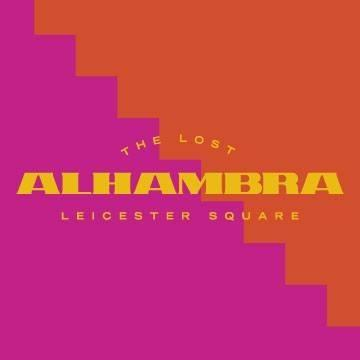 Friday Soiree @ The Lost Alhambra Leceister Sq, Free Drink, Happy Hour, dj, Dancing