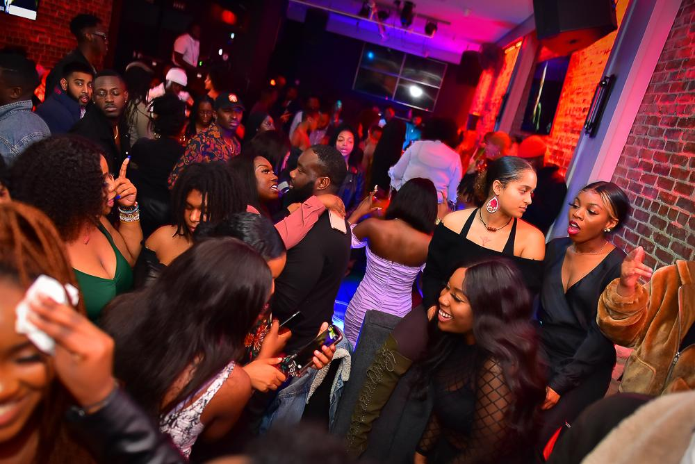 AfroCodeNOIRE DC | HipHop; AfroBeats; Nights {Every Saturday}
