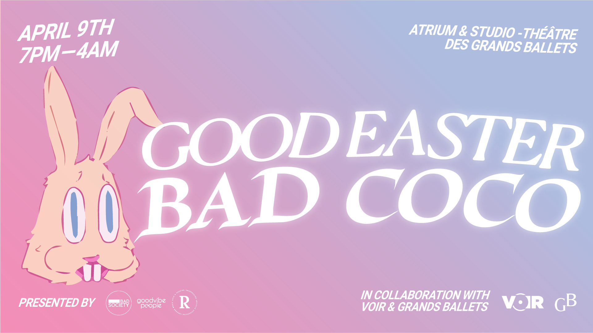 Good Easter Bad Coco