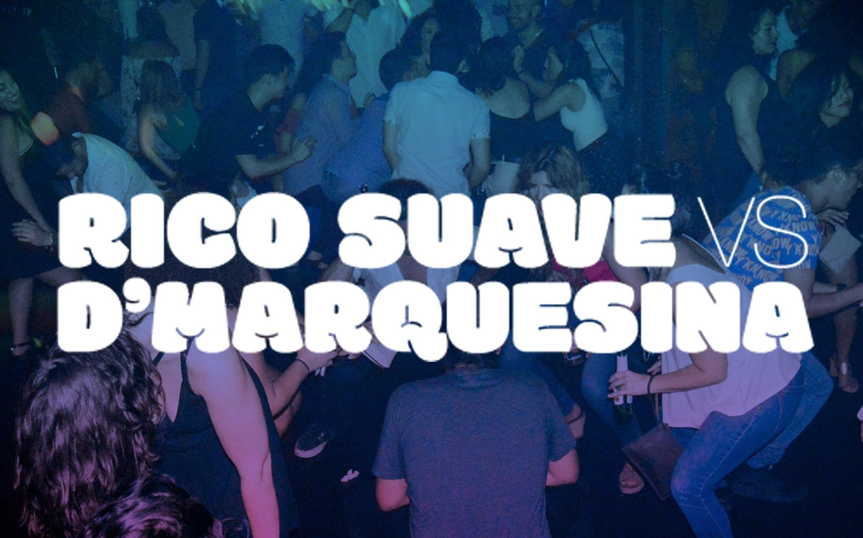 Rico Suave vs D'marquesina, NYC's favorite fiesta latina!