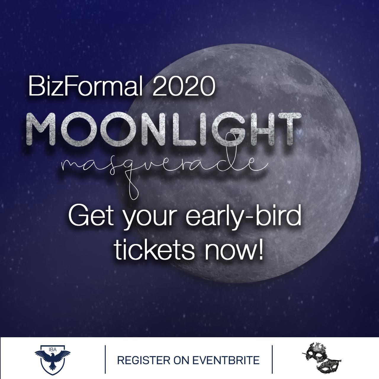 BizFormal 2020: Moonlight Masquerade