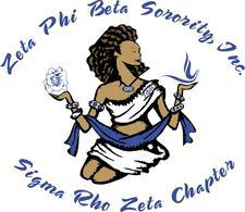 Zeta Phi Beta Sorority, Incorporated - Sigma Rho Zeta Chapter logo