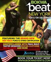 Bokwa BEAT New York (13th December)