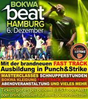 Bokwa BEAT Hamburg (6.+ 7. Dezember)