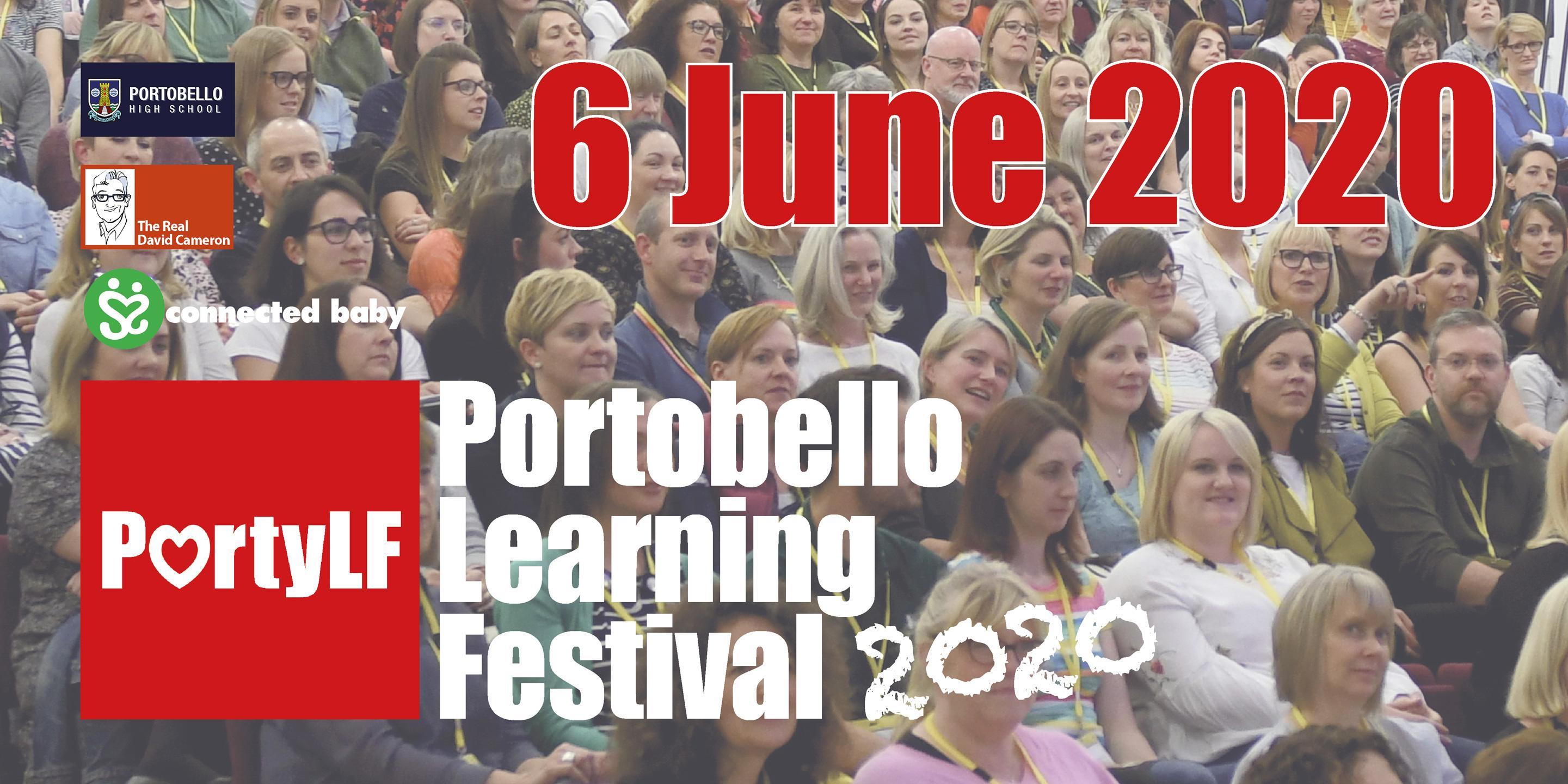 Portobello Learning Festival 2020 – Refreshing the Reality