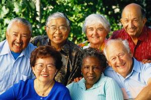 Adopt a Grandparent at Amber Court of Brooklyn