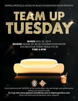 Team Up Tuesdays