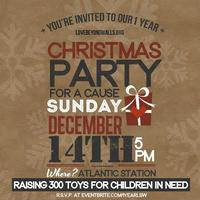 Love Beyond Walls Christmas Party For A Cause