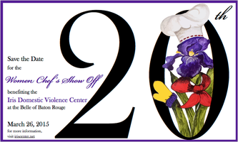 Iris Domestic Violence Center - 20th Annual Women...