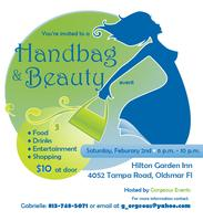 Handbag and Beauty