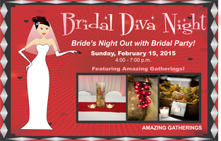 Bridal Diva Night - Experience the NEW Amazing...