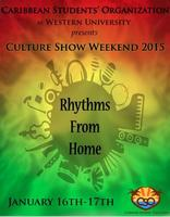 Caribbean Students' Organization's Culture Show Weekend