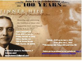 Tinner Hill Centennial Celebration Awards Gala-Tickets...