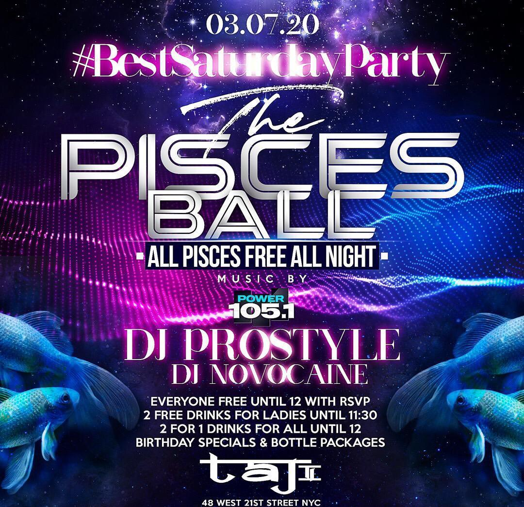 Best Saturday Party at TAJ | #YESLIST