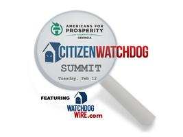 AFPF GA Citizen Watchdog Summit