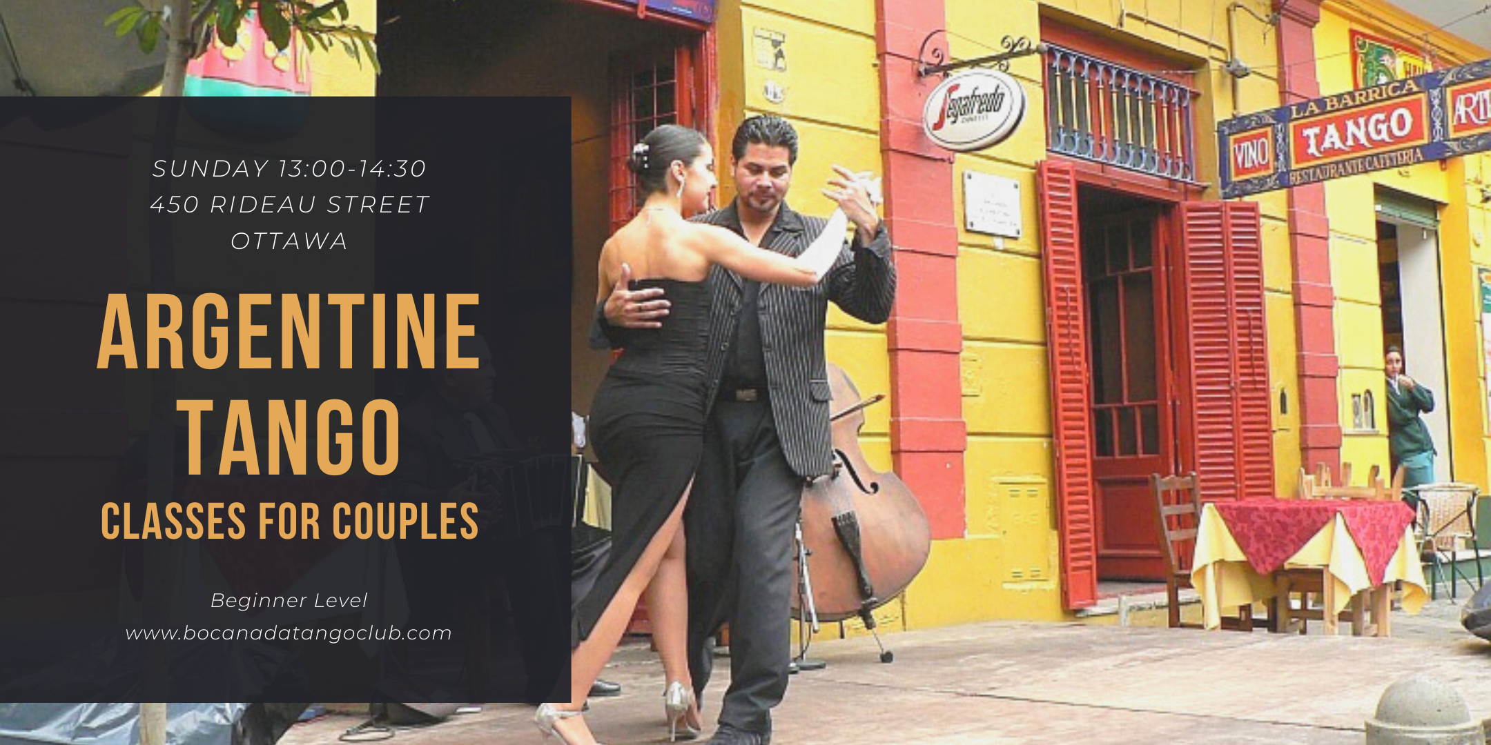 Tango Class for Couples