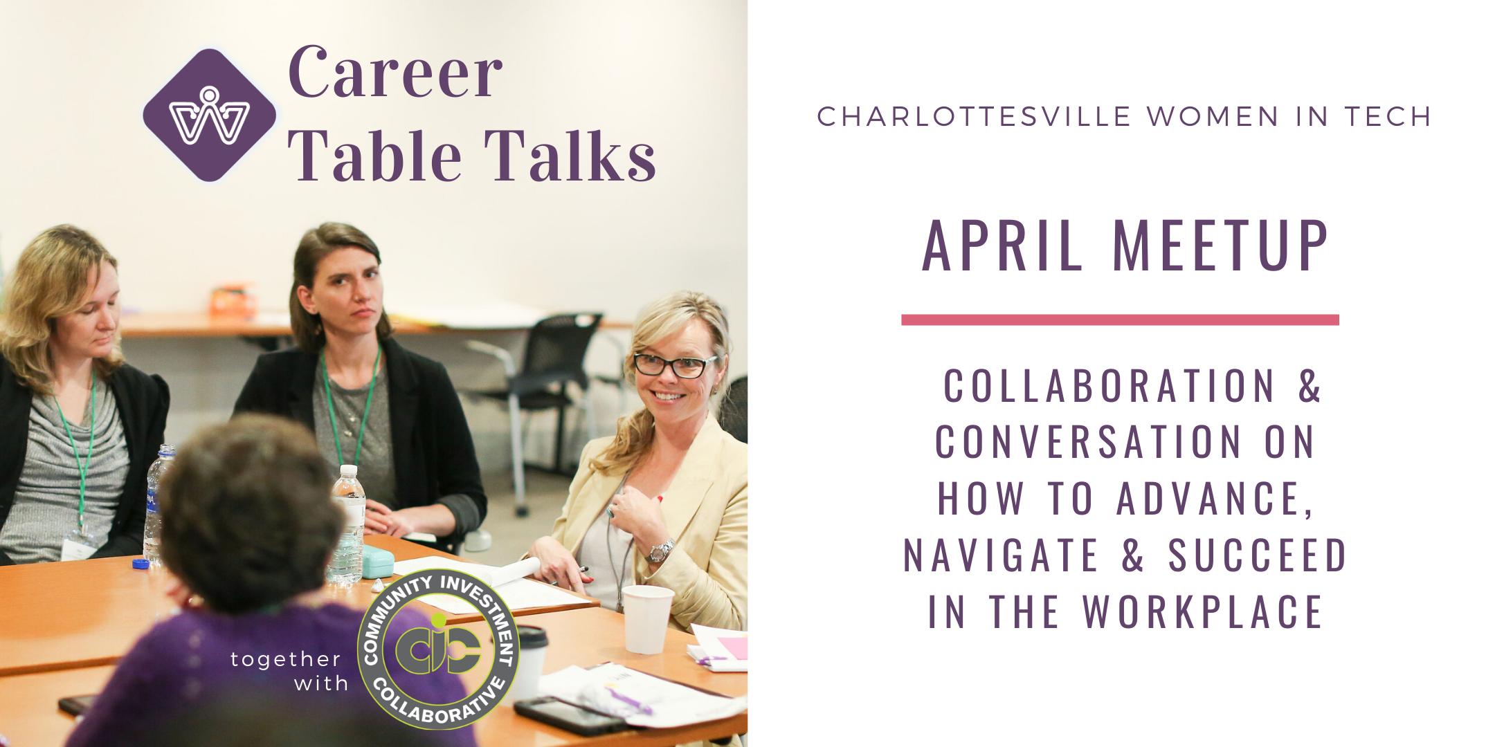 Career Table Talks