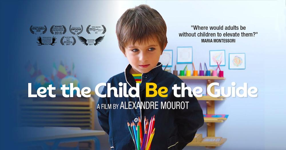 Let The Child Be The Guide - Adelaide Premiere - Thu 2nd April