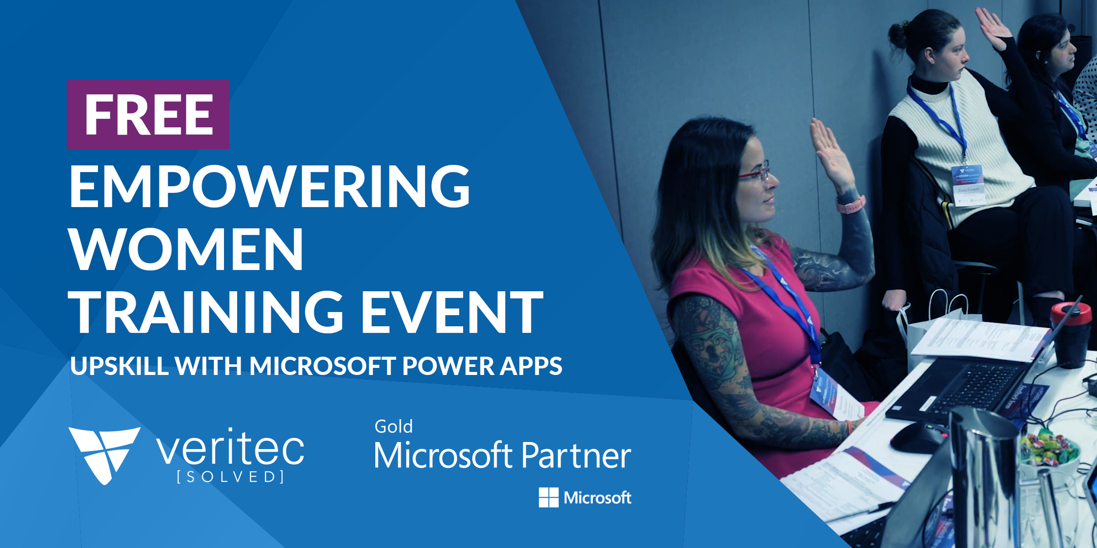 emPOWERing women through Power Apps - Canberra