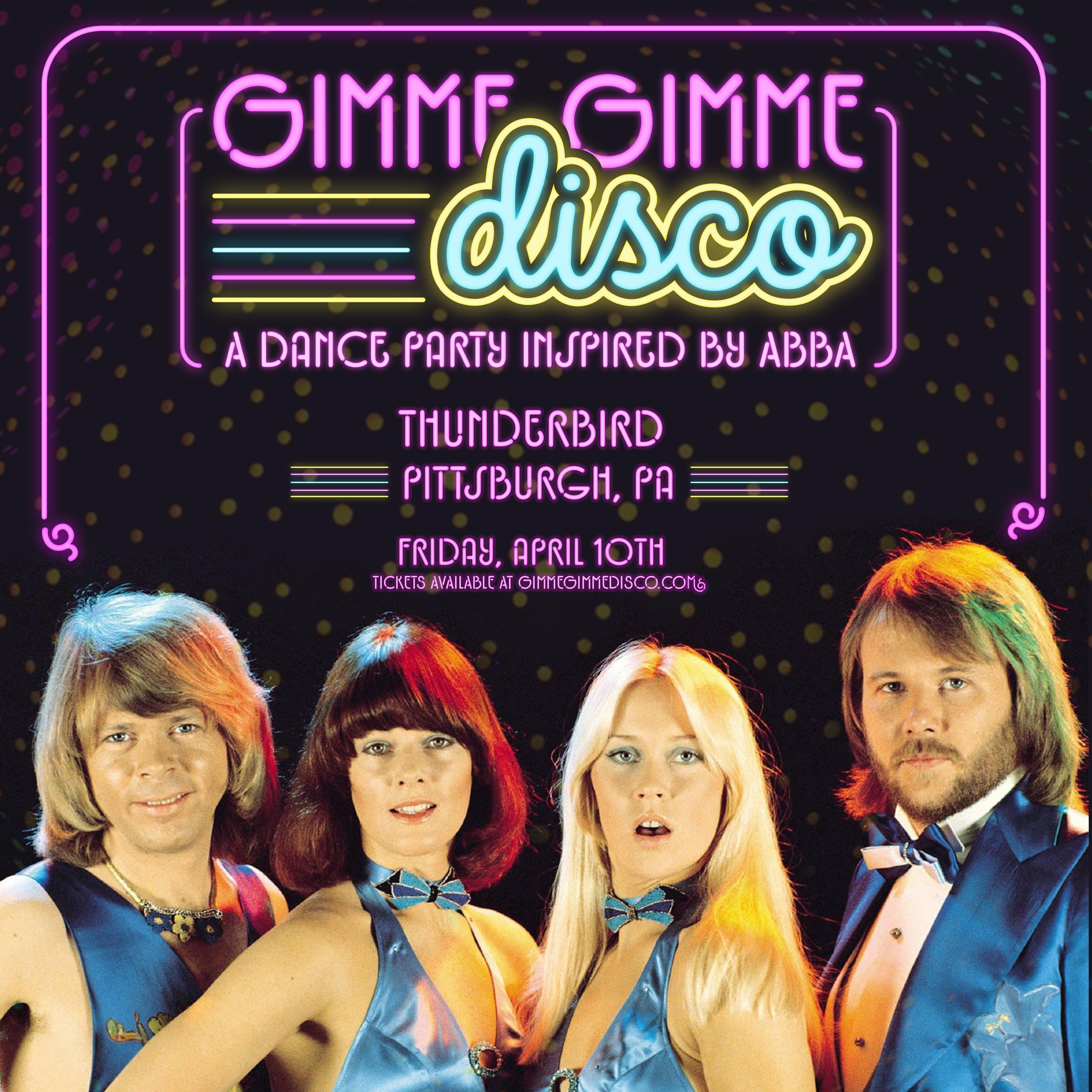 Halloween Parties In Pittsburgh 2020 Gimme Gimme Disco   A 70's Disco Halloween Party   31 OCT 2020