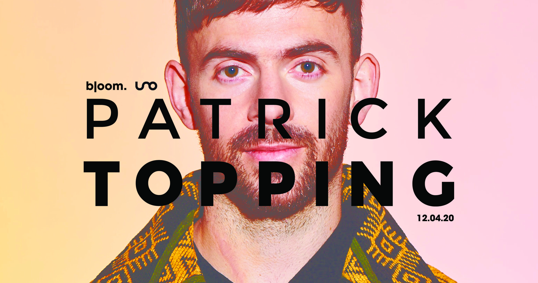 Patrick Topping (UK) ? Geelong