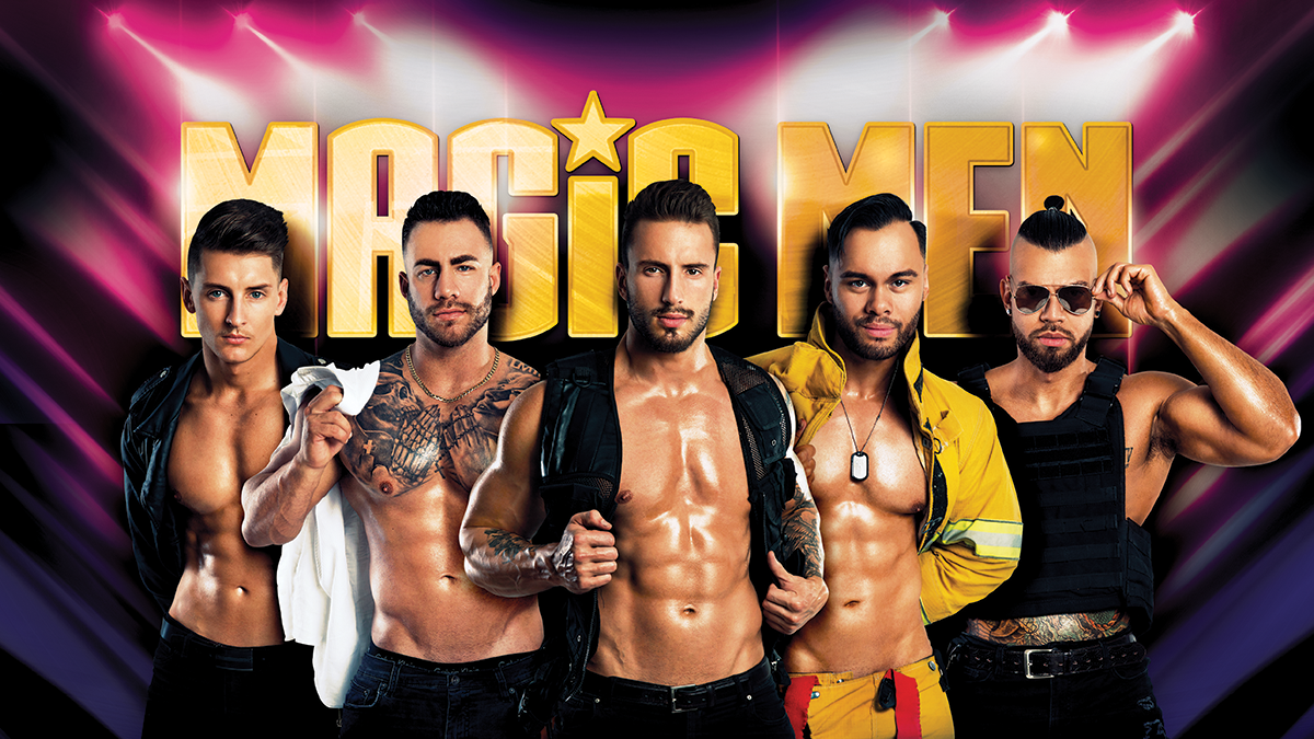 Magic Men Brisbane - Famous Nightclub