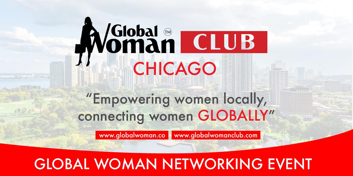GLOBAL WOMAN CLUB CHICAGO: BUSINESS NETWORKING EVENING - NOVEMBER