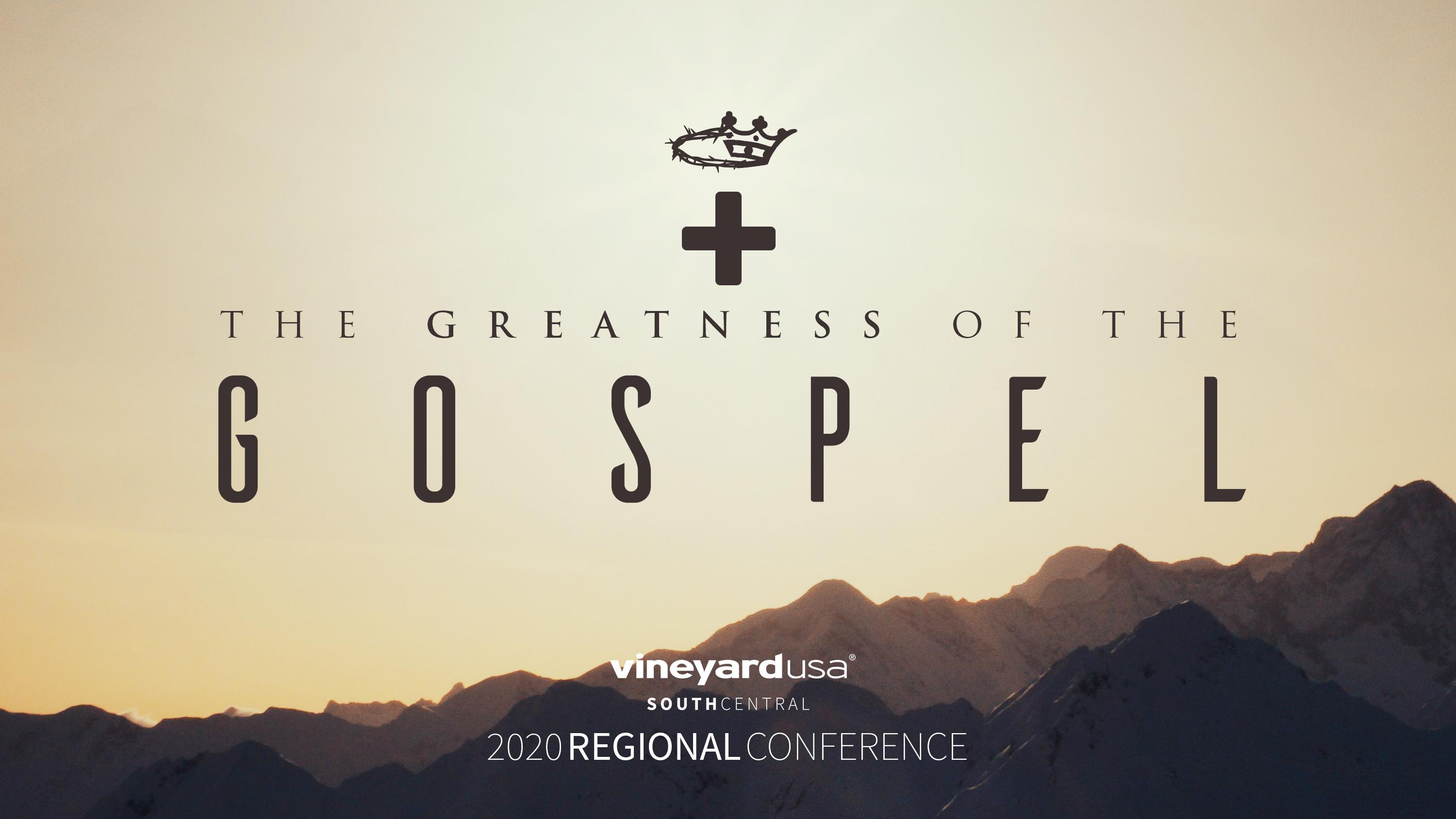 2020 Vineyard South Central Regional Conference